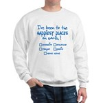 Happiest Places on Earth Sweatshirt