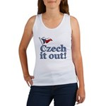 Czech It Out Women's Tank Top