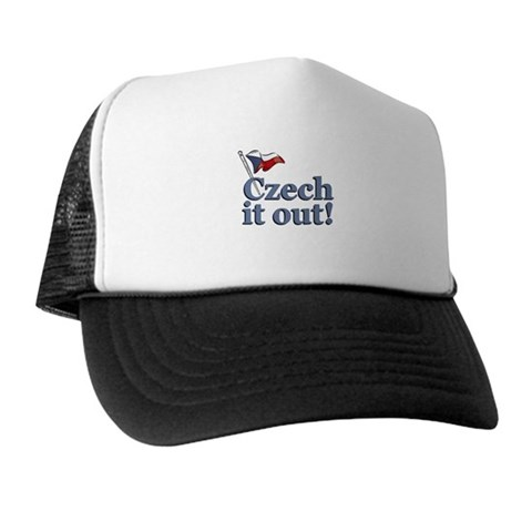 Czech It Out! Trucker Hat