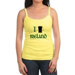 I Love Ireland (beer) Jr. Spaghetti Tank