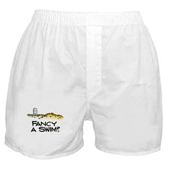Fancy a Swim? Boxer Shorts