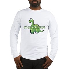 Stuffosaurus Logo Long Sleeve T-Shirt