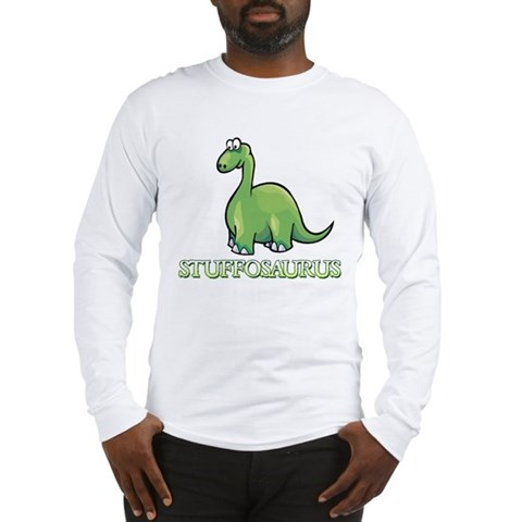 Stuffosaurus Long Sleeve T-Shirt