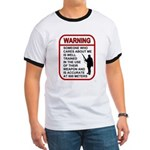 Warning Someone Cares 800 Ringer T