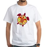 Turtle Within Turtle White T-Shirt