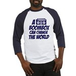 A Boombox Can Change the World Baseball Jersey
