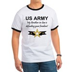 Army Brother-in-law Defending Ringer T
