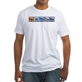 Elements of Healthcare Fitted T-Shirt
