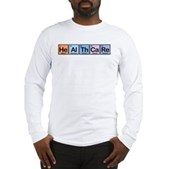 Elements of Healthcare Long Sleeve T-Shirt