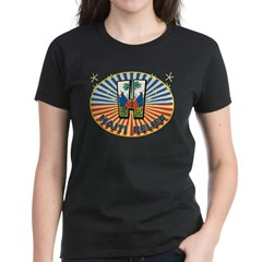 Haitian Starburst Women's Dark T-Shirt