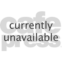 Protect the Temple Rectangle Magnet