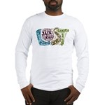 Lost Characters Long Sleeve T-Shirt