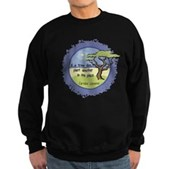 Linnaeus Quote Sweatshirt (dark)
