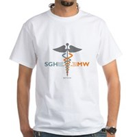 Seattle Grace Mercy West Hospital White T-Shirt