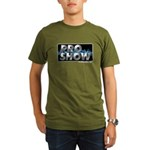 ProShow Logo Organic Men's T-Shirt (dark)