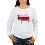 Really? Women's Long Sleeve T-Shirt