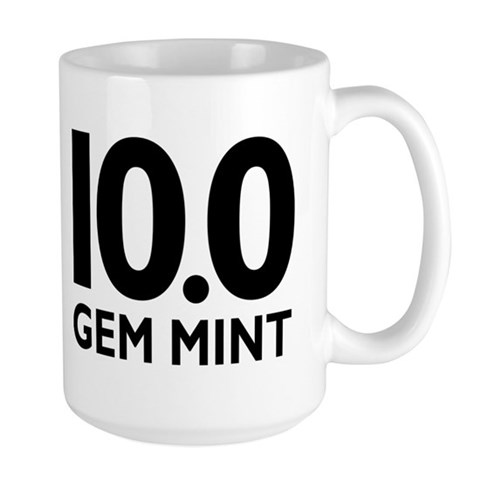 10.0 Gem Mint Large Mug