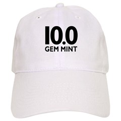 10.0 Gem Mint Cap