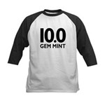 10.0 Gem Mint Kids Baseball Jersey