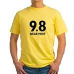 9.8 Near Mint Yellow T-Shirt