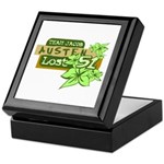 Team Jacob - Austen 51 Keepsake Box