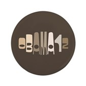 This retro-look design in shades of brown reads Obama12 in a funky stylish font in an oval shape. This unique design is made for anyone that supports President Barack Obama in his 2012 campaign.