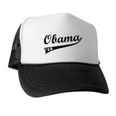 Obama 2012 Swish Trucker Hat