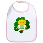 Irish Chick Bib
