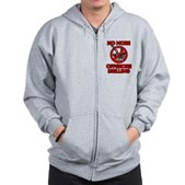 No More Offshore Drilling Zip Hoodie