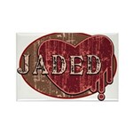 Urban Grunge Jaded Rectangle Magnet (100 pack)
