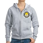 Lost Chick - Dharma Initiative Women's Zip Hoodie