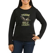 Team Gulf Coast Pelican Women's Long Sleeve Dark T