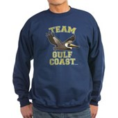 Team Gulf Coast Pelican Sweatshirt (dark)