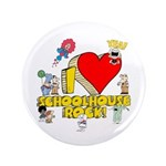 "I Heart Schoolhouse Rock! 3.5"" Button (100 pa"