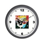 AFRO STYLE - - Wall Clock