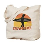 Surf Guy Montauk Tote Bag