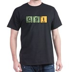 CSI Made of Elements Dark T-Shirt