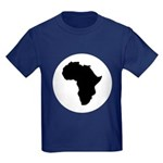 Africa Kids Dark T-Shirt