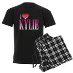 I Heart Kylie Men's Dark Pajamas