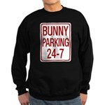 Bunny Parking Sweatshirt (dark)