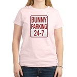 Bunny Parking Women's Light T-Shirt