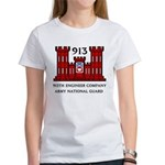 913th Engineer Company Women's T-Shirt