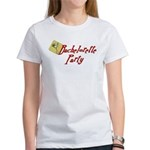 Martini Bachelorette Party Women's T-Shirt