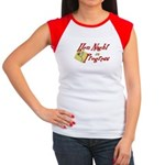 Hen Night in Progress Women's Cap Sleeve T-Shirt