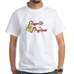 Stagette White T-Shirt