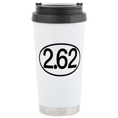2.62 Ceramic Travel Mug