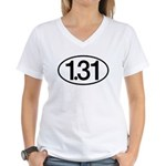 1.31 Women's V-Neck T-Shirt