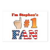 I'm Stephen's #1 Fan Postcards (Package of 8)