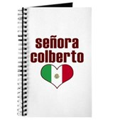 Senora Colberto Journal