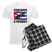 Voto! Esteban Colberto Men's Light Pajamas